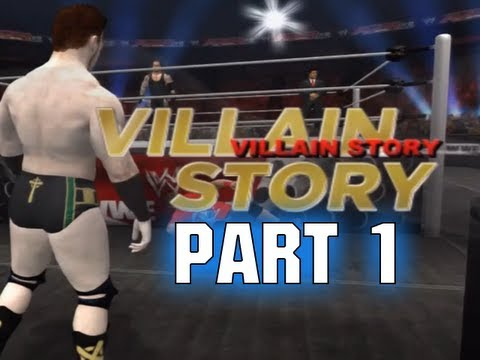Road To Wrestlemania - Villain Story ft. Sheamus - Part 1 (WWE 12 HD)