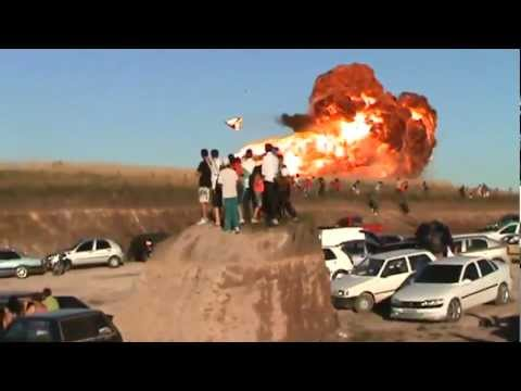 [CRASH] Fatal Plane Accident Brazil 2012 (1/3)