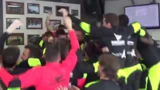 Spaanse derdeklasser loot Barcelona en wordt helemaal gek...