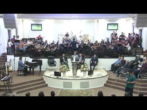 Orquestra Sinfônica Celebração - Harpa Cristã | Nº 291 | A mensagem da cruz - 15 07 2018