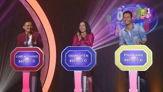 Đuổi hình bắt chữ ngày 28/01/2017 - MC Phan Anh - Thanh Thanh Hiền - Chiến Thắng| DHBC