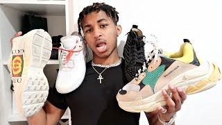 DDG $30,000+ SNEAKER COLLECTION!!