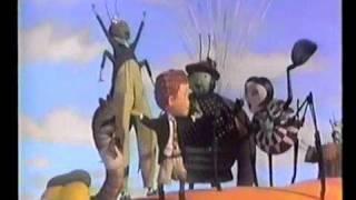 James E O Pêssego Gigante Trailer De 1997