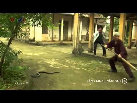 Làng Ma 10 Năm Sau Tập 8 Full - Phim Việt Nam - Xem Phim Lang Ma 10 Nam Sau Tap 8 Full