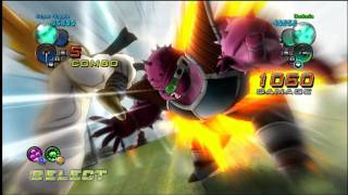 Game | Dragonball Z Ultimate Tenkaichi Cell Games Tournament Part 2 | Dragonball Z Ultimate Tenkaichi Cell Games Tournament Part 2