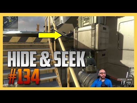Hide and Seek #134 on Carrier (Call of Duty Black Ops 2)