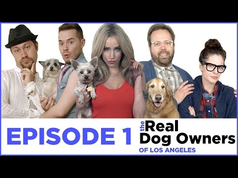 The Real Dog Owners of Los Angeles: Episode 1