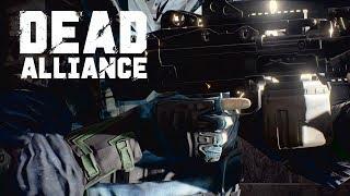 Dead Alliance - Launch Trailer