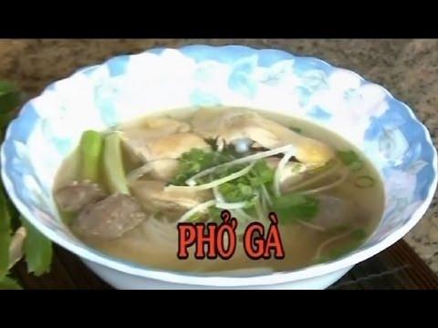 Pho Ga - Xuan Hong