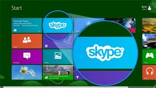 How To Delete A Contact For Skype Windows 8