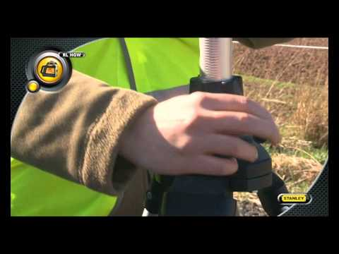 Stanley FatMax HGW Rotating Laser Level