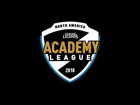 CGA vs. FLYA | Quarterfinals Day 1 | NA Academy Summer Split (2018)
