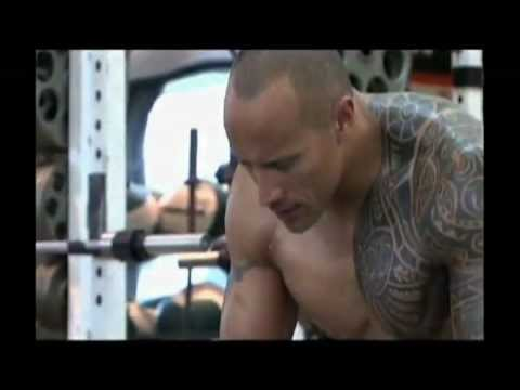 Best workout motivation dwayne johnson and schedule youtube