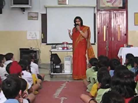 CSR - Telling school children about Solar Energy 001.avi