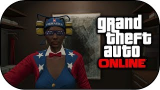 GTA 5 Independence Day Secret Hidden Clothes Online & How