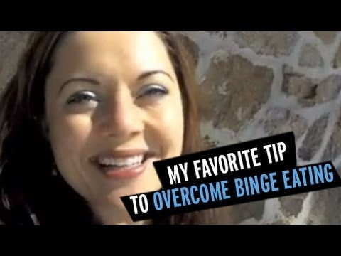 My (Favorite) Tip That Helped Me Stop Binge Eating