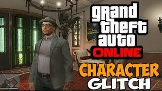 GTA 5 ONLINE: HOW TO GET A MULTIPLAYER CHARACTER IN SINGLE