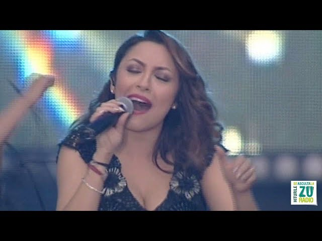 Andra - Atata timp cat ma iubesti (Live la Forza ZU 2014)