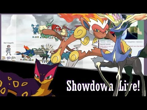 Pokémon VGC '16 - PS! Live #115 - The REAL Monkey Lead!