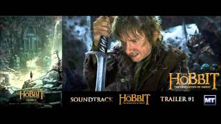 The Hobbit: The Desolation Of Smaug Official Music