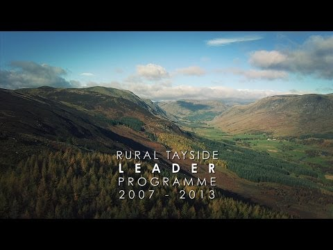 RURAL TAYSIDE LEADER PROJECT