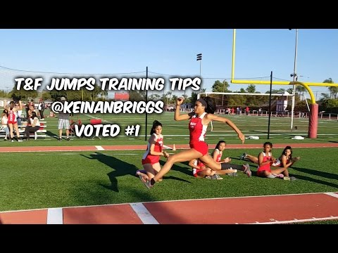 Track and Field Jump Tips and Drills