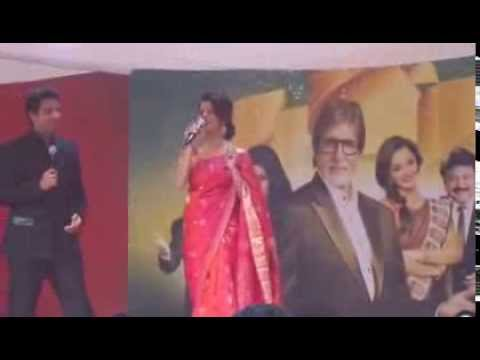 Amitabh, Nagarjuna ,Manju Warrier Kalyan Jewellers opening day UAE