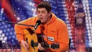 Michael Collings Britain's Got Talent 2011 Audition