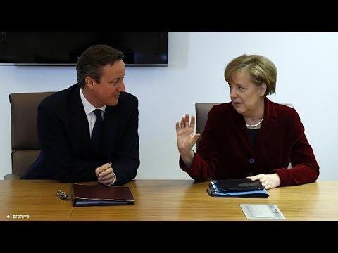 Putin defiende el reférendum de Crimea ante Merkel y Cameron