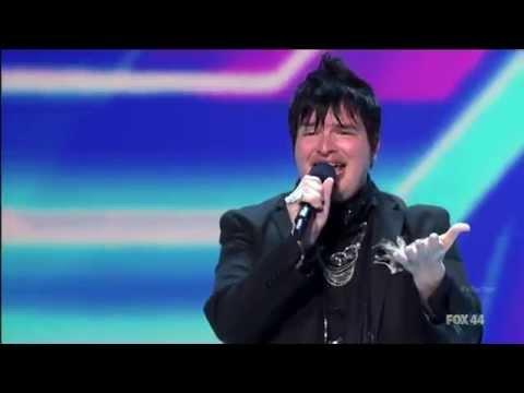 The X Factor USA 2012 - Jason Brock's Audition