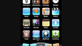 Baixando E Instalando Apps Direto No Seu IPhone/iPod Touch