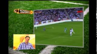 Marcelo comemora gol com pulos e espanh�is n�o gostam