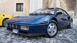FERRARI MONDIAL 3.2 - Walkaround and sound 2013 HQ