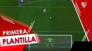 2-0: El Sevilla FC se adjudica el X Trofeo Antonio Puerta ante el mejor rival posible