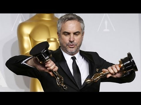 Gravity's Alfonso Cuaron wins Best Director Oscar