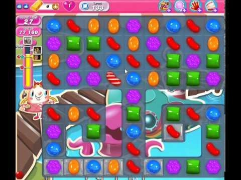 candy crush saga level 133 3 stars youtube