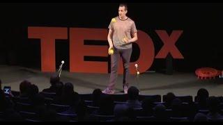 The evolution of juggling | Jay Gilligan | TEDxHelsinki