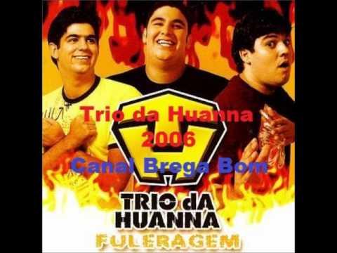 TRIO DA HUANNA 2006 CD RARO