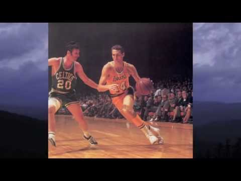 WestVirginia @150 -  Jerry West 1959