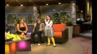 Eva Luna Montaner En Don Francisco Presenta ( Ricardo