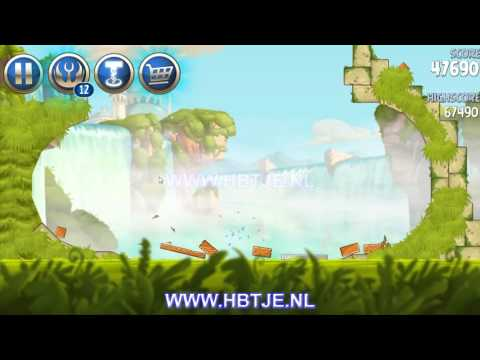 Angry Birds Star Wars 2 Naboo Invasion b1-13 3 stars