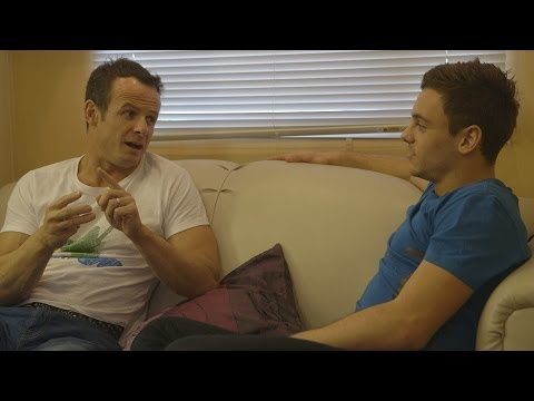 Daley Chats: Tom Daley and Austin Healey
