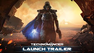 The Technomancer - Launch Trailer