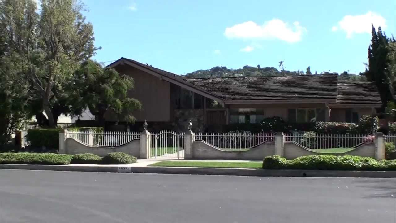 Studio City California Brady Bunch House Hd 2012