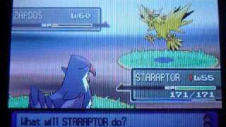 Pokemon Platinum: How To Catch The Legendary Birds