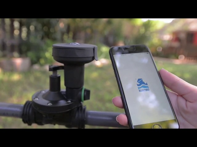 Manage your irrigation from a smartphone with GreenApp