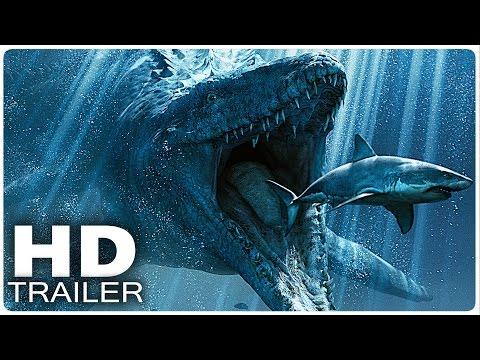 Jurassic World Alle Trailer 5:40   (Jurassic Park 4 Trailer German Deutsch) 2015