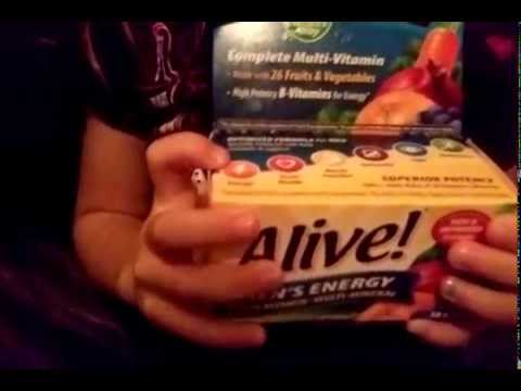 Miranda review Natures Way Alive Vitamins