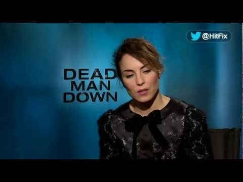 Dead Man Down - Noomi Rapace Interview