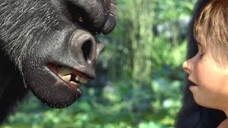 TARZAN 3D Movie Trailer [UK Trailer HD 1080p]